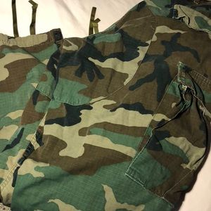 Dolls Kill Jeans - Camouflage print pants